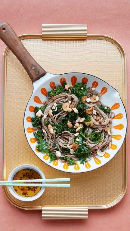 noodle bowl - CBD kitchen recipes