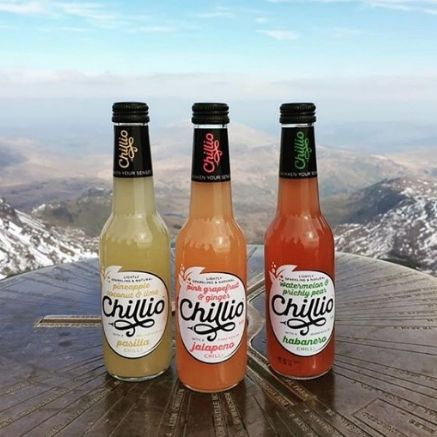 chillio - non alcoholic drinks