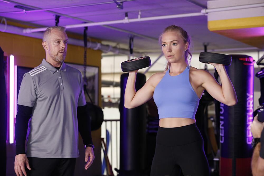 gunnar peterson women should lift weights