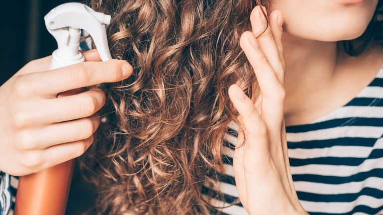 best hair straighteners - how to straighten your hair with minimal damage - use heat protectant