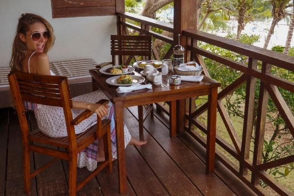 st lucia resort - my private cottage