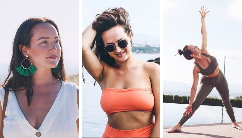 This healthy 28 year old Instagram star has a hidden heart condition