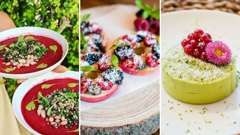 10 fast fat loss secrets from a world-leading fitness retreat Plant based food