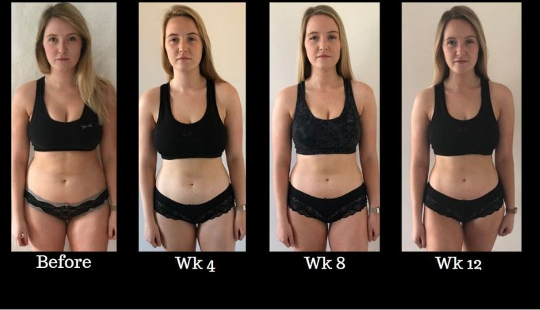 I did a body transformation and lost 11 inches – this is what REALLY works for fat loss
