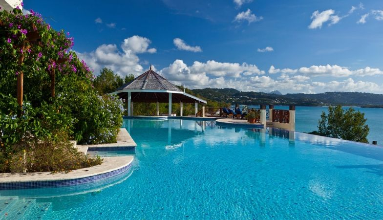 This St Lucia spa resort will take your life back to basics in the most glorious way