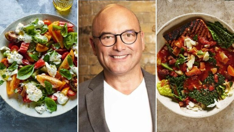 easy dinner ideas from Greggs italian cookbook - main