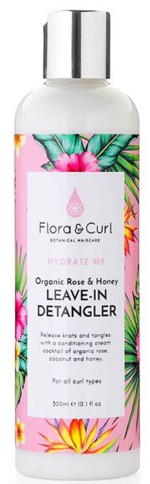 flora and curl leave in detangler 2