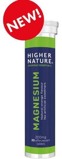 higher nature magnesium