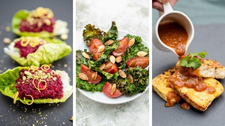 plant-based recipes - mindful kitchen - main