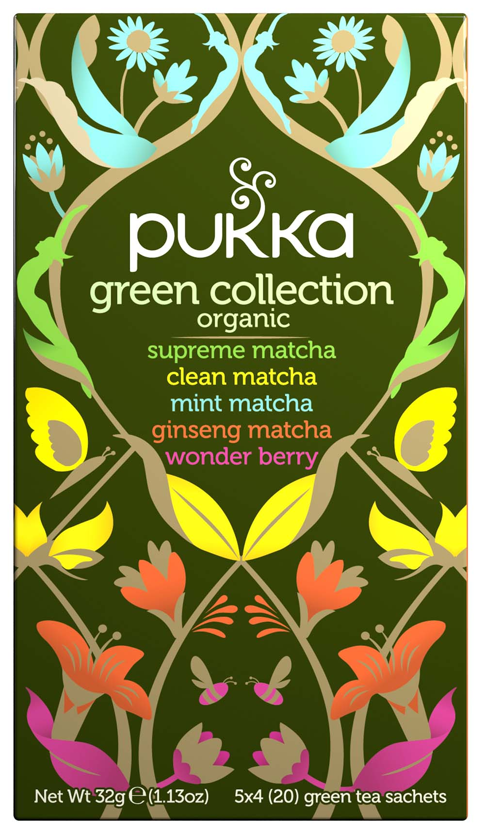 pukka green collection