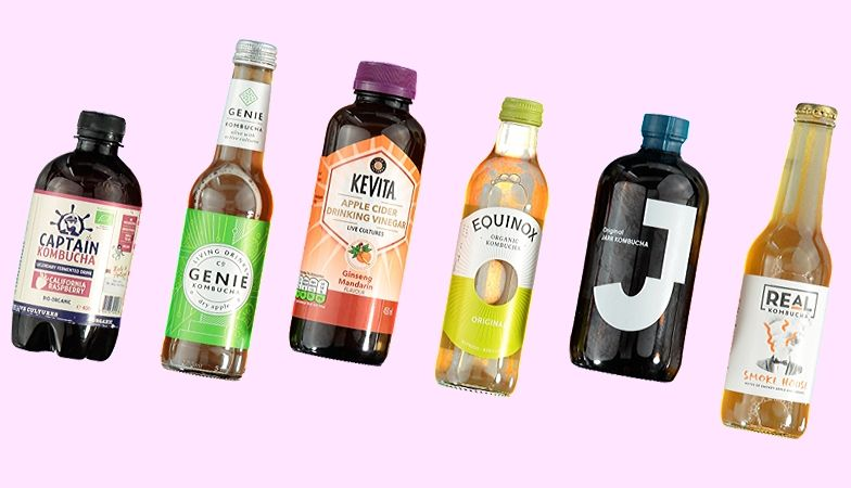 8 best tasting kombucha drinks