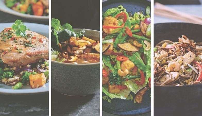 4 healthy recipes from the new Wagamama cookbook