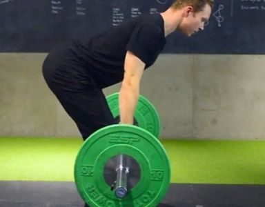 barbell row gym basics post featured