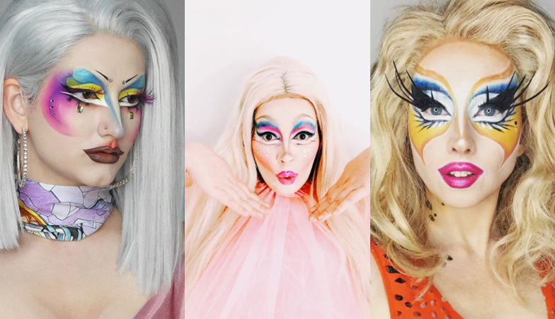 As RuPaul's Drag Race premieres, get ready for FEMALE drag queens