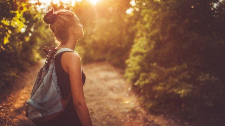 walking for creativity - healthista main