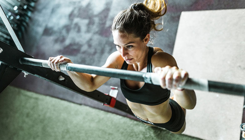 How to do a pull up – the trainer's guide