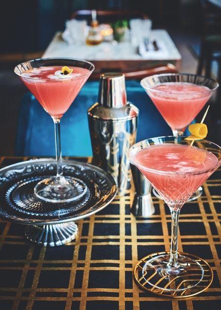 Cosmopolitan healthy cocktail recipes healthista
