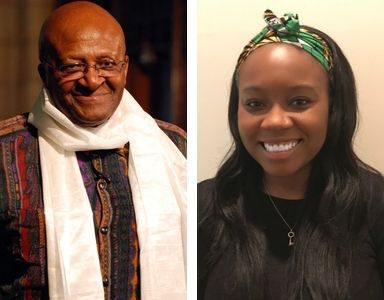 Desmond Tutu and his granddaughter ubuntu post featured