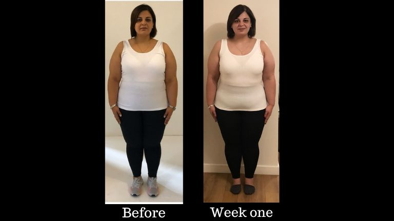 Dina's Transformation week 2 MAIN