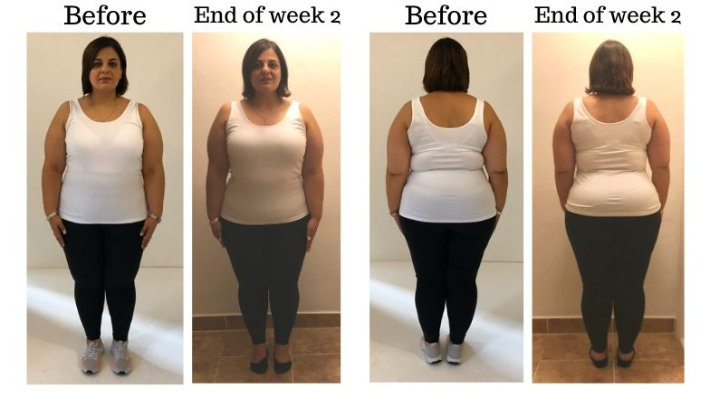 How your body type affects your weight loss – body transformation week 3