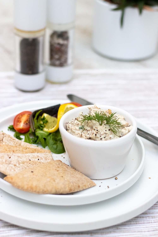 Efamol Homemade Mackerel or Trout Pate