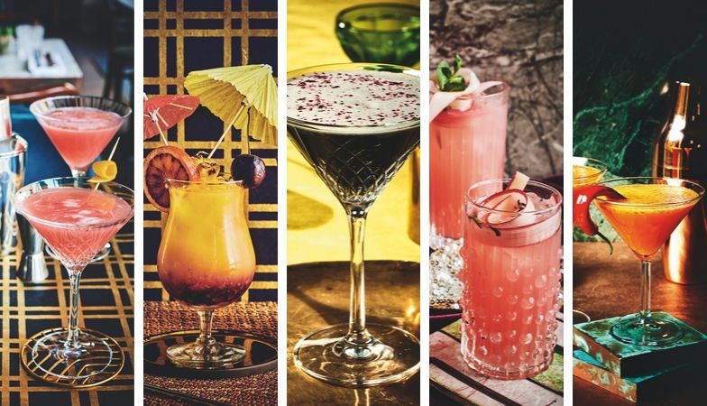 5 healthy mocktail recipes from London's hottest alcohol-free bar