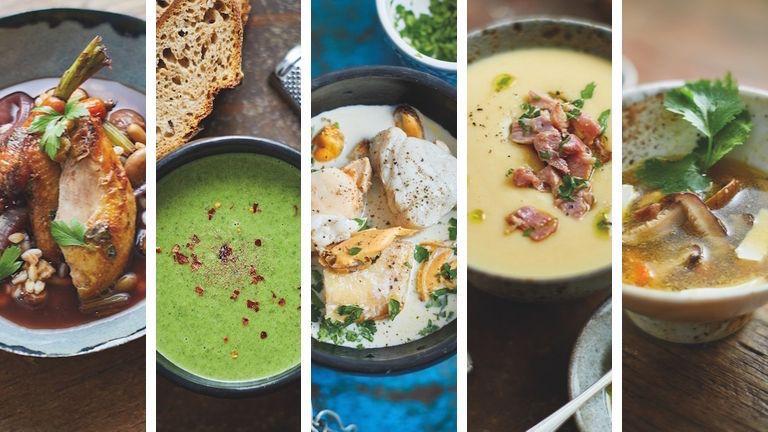 Healthy soups main post healthista