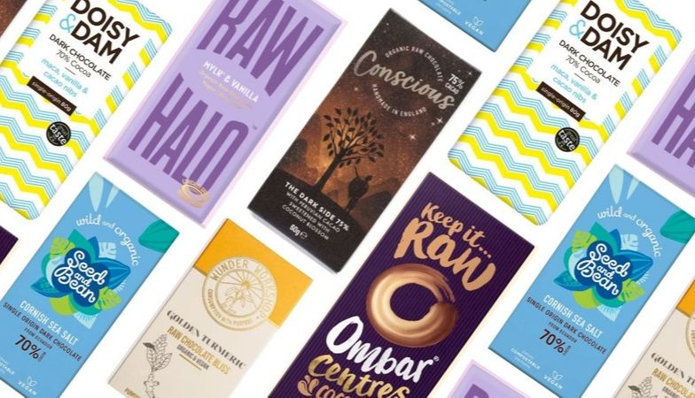 7 best raw vegan chocolate brands we can't get enough of