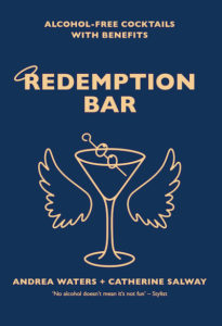 Redemption Bar recipe cover healthy cocktail recipes healthista