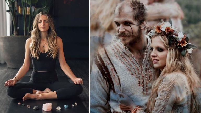 Vikings actress Maude Hirst reveals how mindfulness changed her life - plus her top tips for beginners MAIN