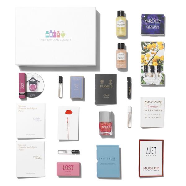 perfume society box healthista