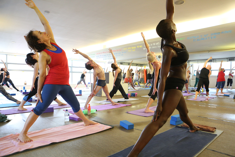Hot Yoga Wimbledon healthista