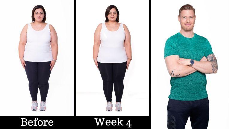 Dina's Transformation week 4 MAIN