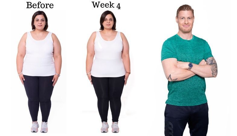 3 workouts for weight loss – Body Transformation week 4