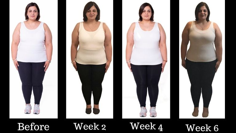 Dina's Transformation week 6 MAIN