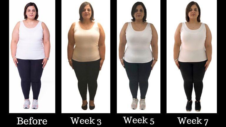 Dina's Transformation week 7 MAIN