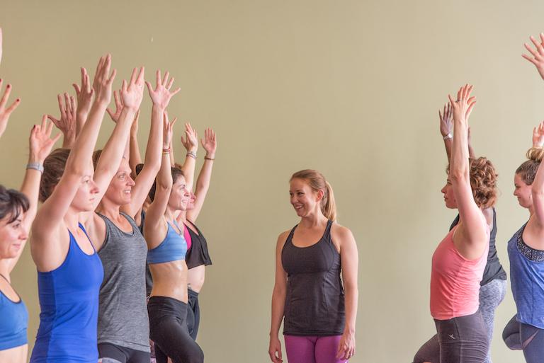 Lumi Power Yoga hot yoga studios healthista