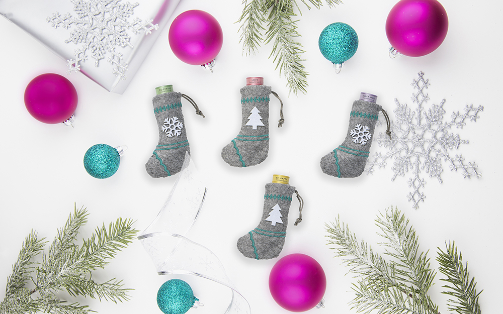 Scentered Christmas stockings