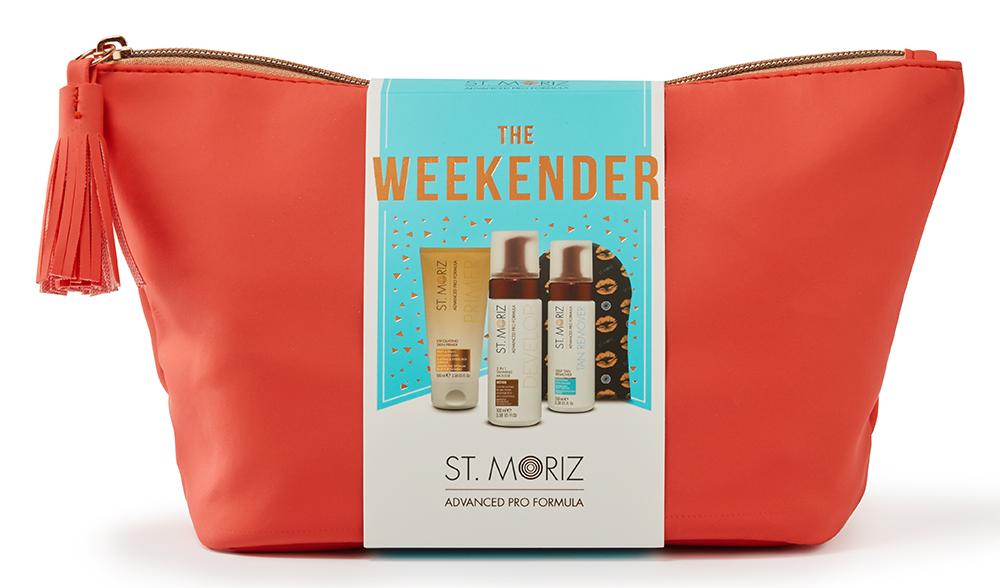 The weekender st moriz
