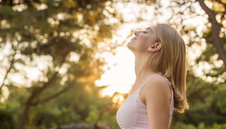 The calming breathing technique to de-stress you in one minute
