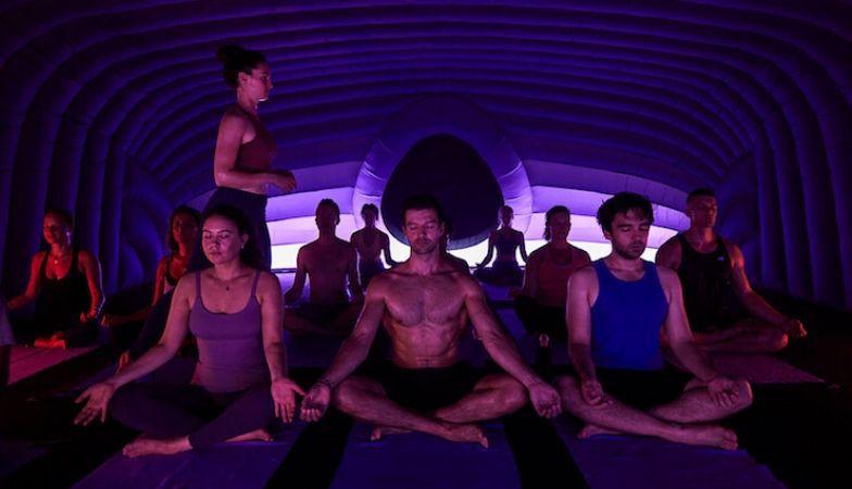 7 best hot yoga studios in London