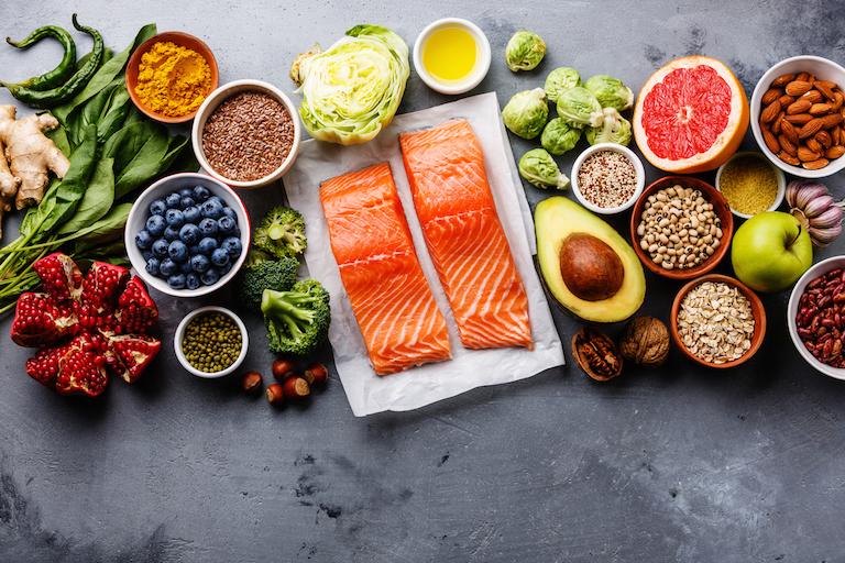 healthy food spread DNA test healthista