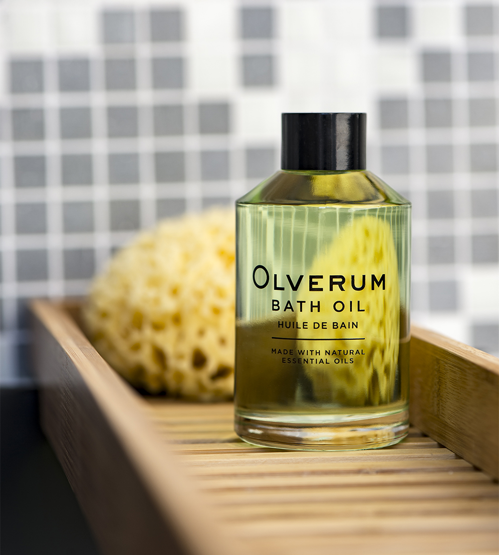 olverum bath oil shot