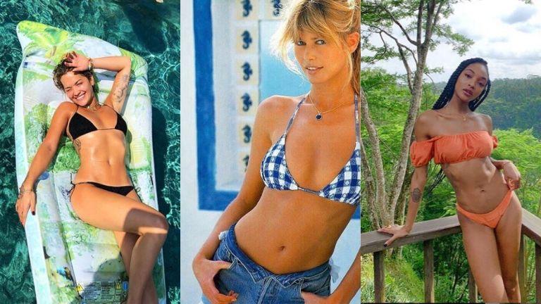 Celebs bikini pics Gozo core