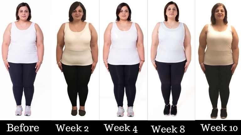 Dina's Transformation week 10 MAIN