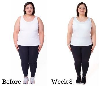 Dina's Transformation week 8 FEATURED