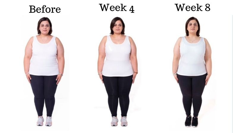 5 weight loss secrets PT's only tell their clients – body transformation week 8