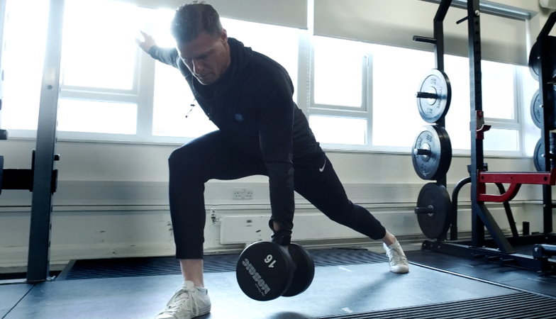This top trainer's weight loss workout will change your body