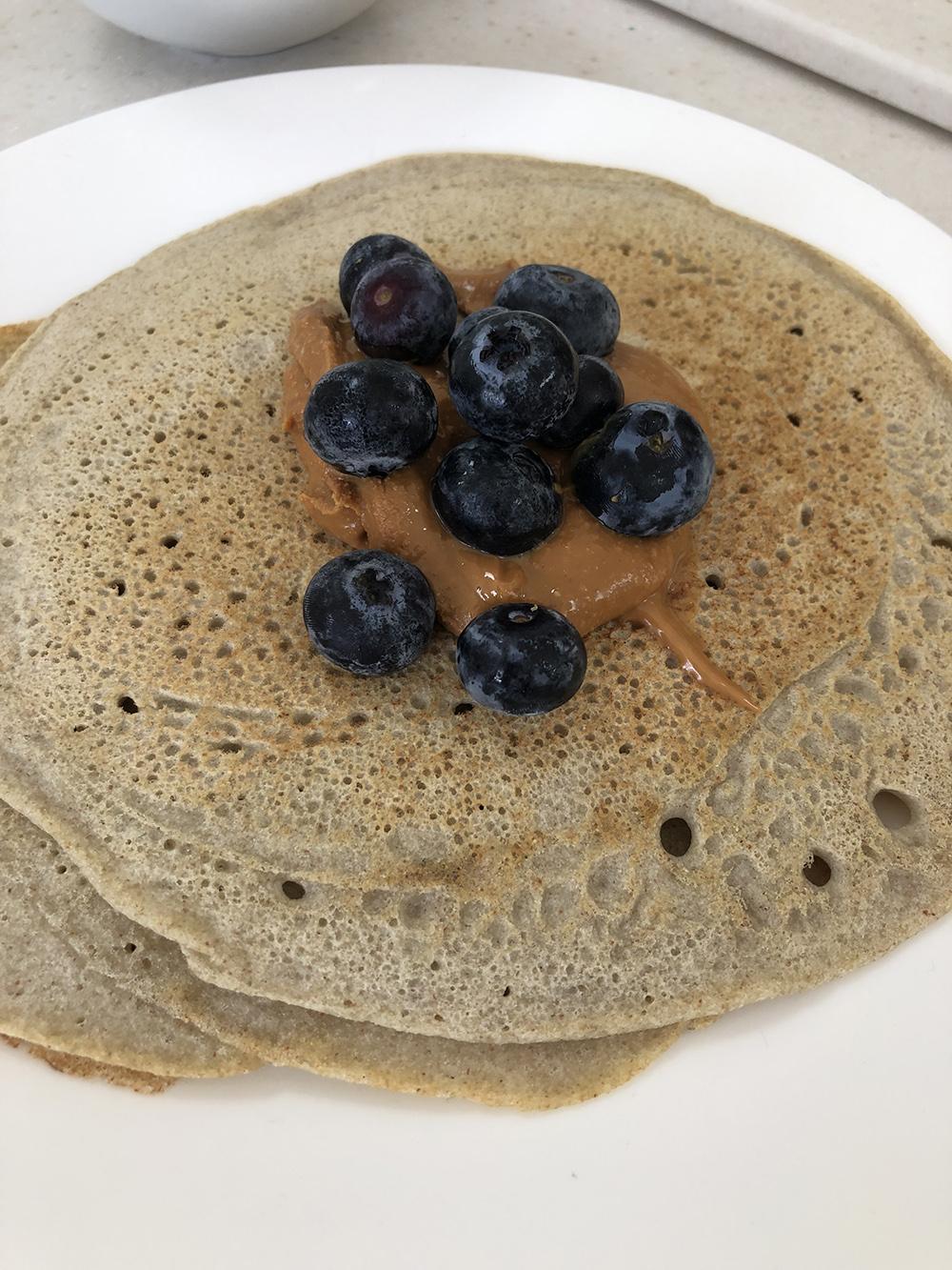 pancakes hannah barrett