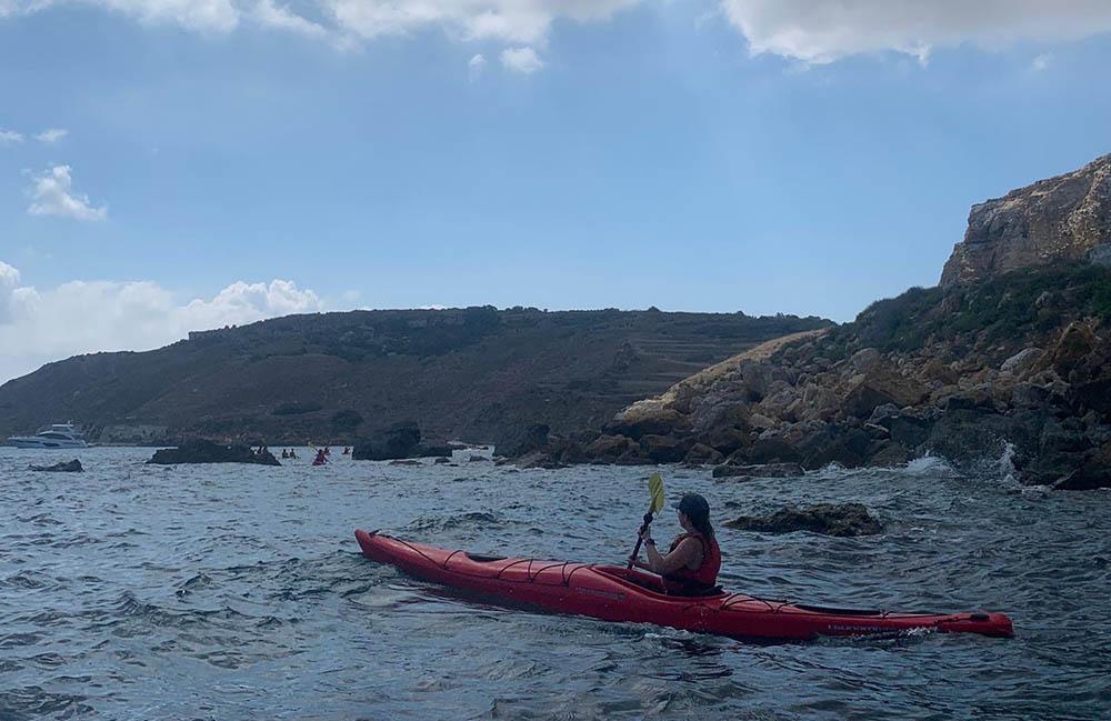 sharon canoe